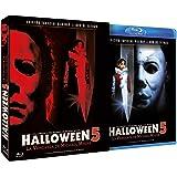 Halloween 5- La Venganza de Michael Myers BD + DVD Extras