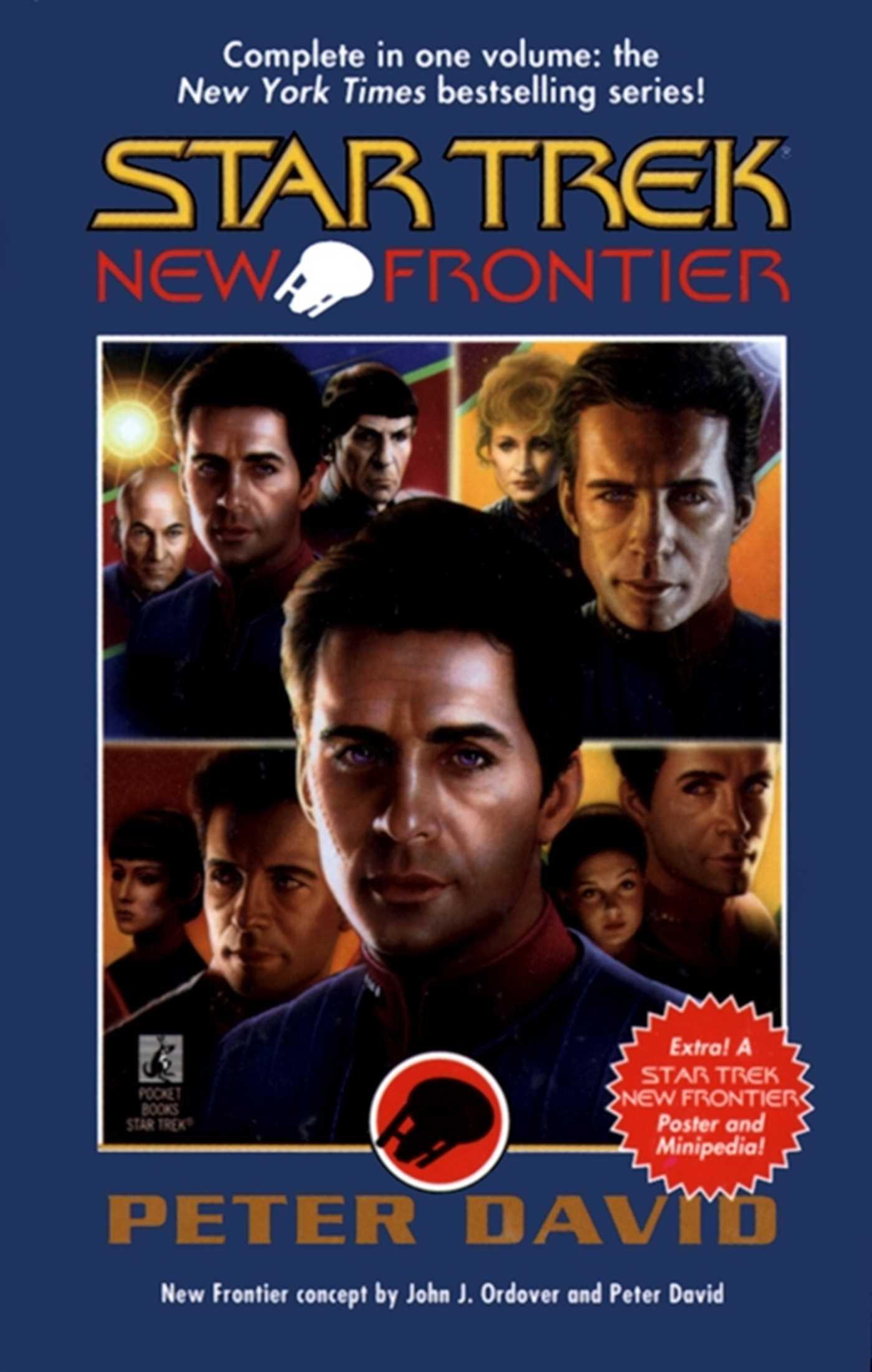 New Frontier  Star Trek  The Next Generation   English Edition