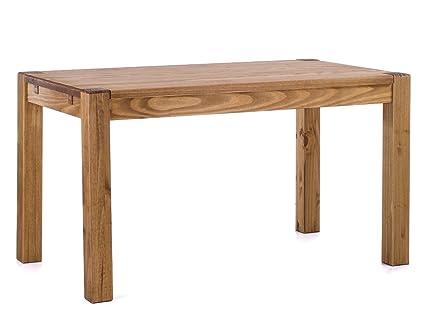 brasilm oebel® Tavolo da pranzo Rio Kanto in legno massello di pino ...