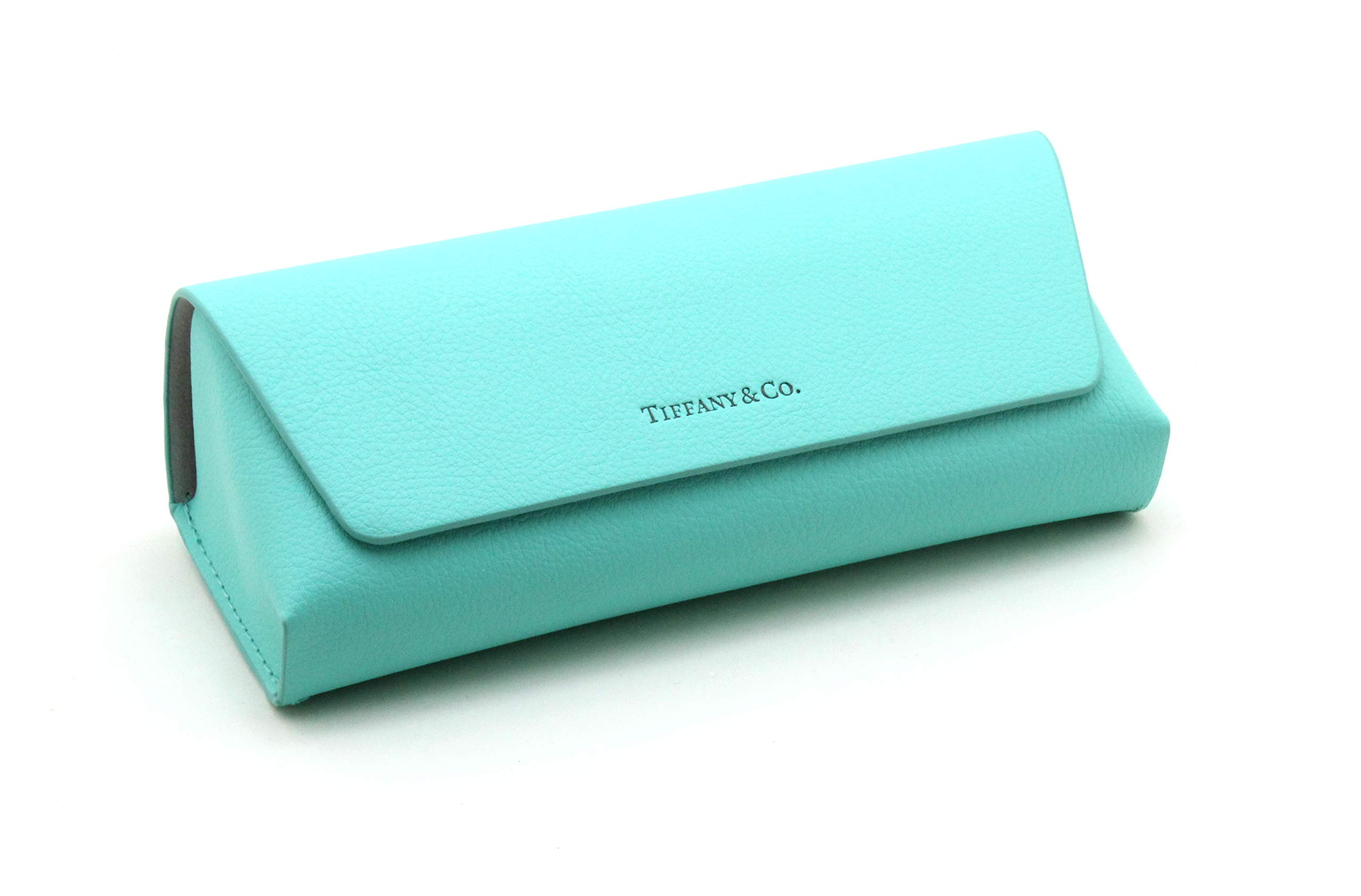 Tiffany & Co. Case for Sunglasses and Eyeglasses w/Original Retail Packaging New 2019 Collection, Large by Tiffany & Co.
