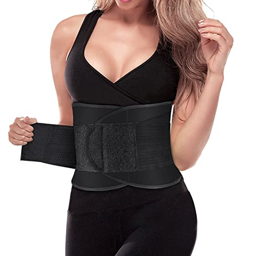 b258525f5fe Image Unavailable. Image not available for. Color  ShaWuJing Women Waist  Trainer Belt