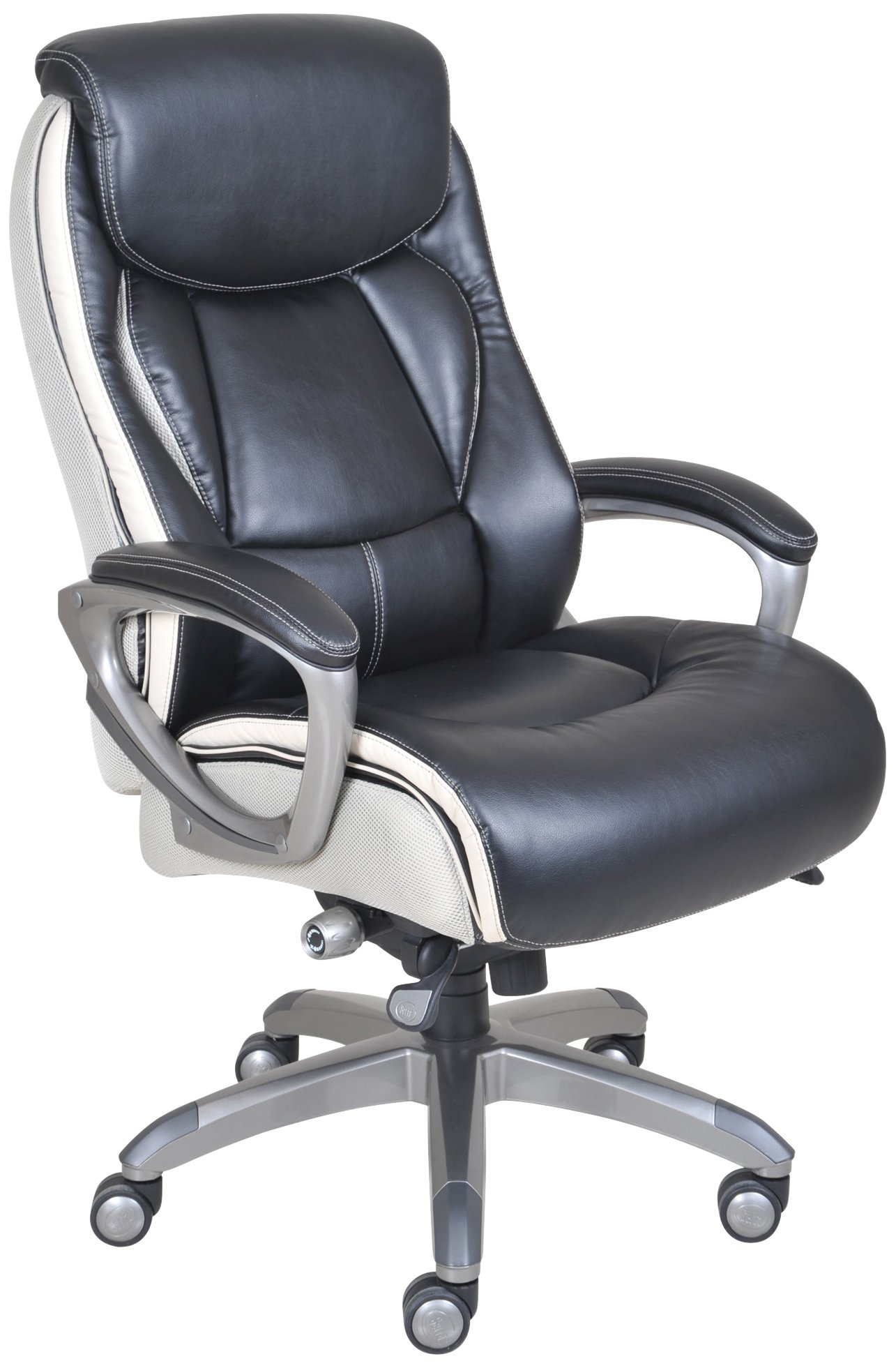Serta Smart Layers Executive Tranquility fice Chair Multicolor