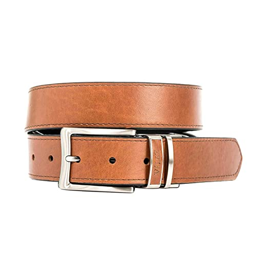 VÉLEZ Genuine Leather Belt For Men | Correa Cinturones Cuero De Hombre at Amazon Mens Clothing store: