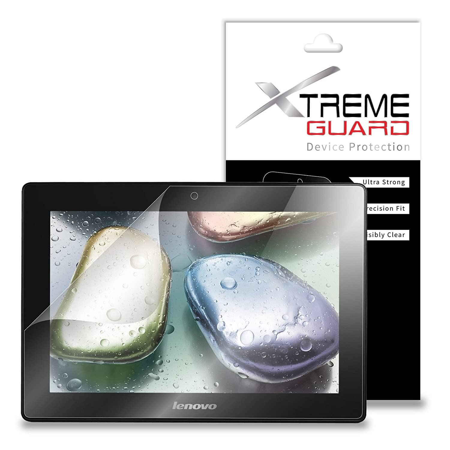 Amazon XtremeGuard™ Lenovo IdeaTab S6000 Tablet Screen Protector Ultra Clear puters & Accessories