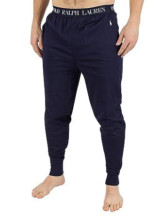 Polo Ralph Lauren Hombre Logotipo de la pretina del pijama Bottoms ...