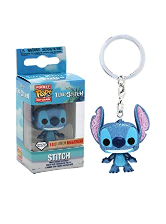 Funko Llavero Pocket Pop Stitch Diamante (Exclusivo ...