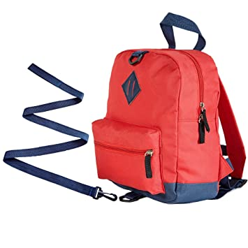 Children's Backpack Leash with Safety Harness Large for Pre Toddler