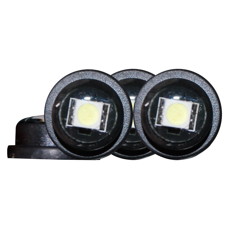 Lamin-x N707Y Fog Light Film Covers