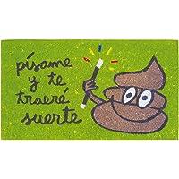 laroom 13551 - 门垫 písame and bring you luck,绿色