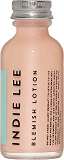 product image for Indie Lee Blemish Lotion - Talc-Free Overnight Spot Treatment with Salicylic Acid + Colloidal Sulfur for Blemish-Prone Skin (1oz / 30ml)