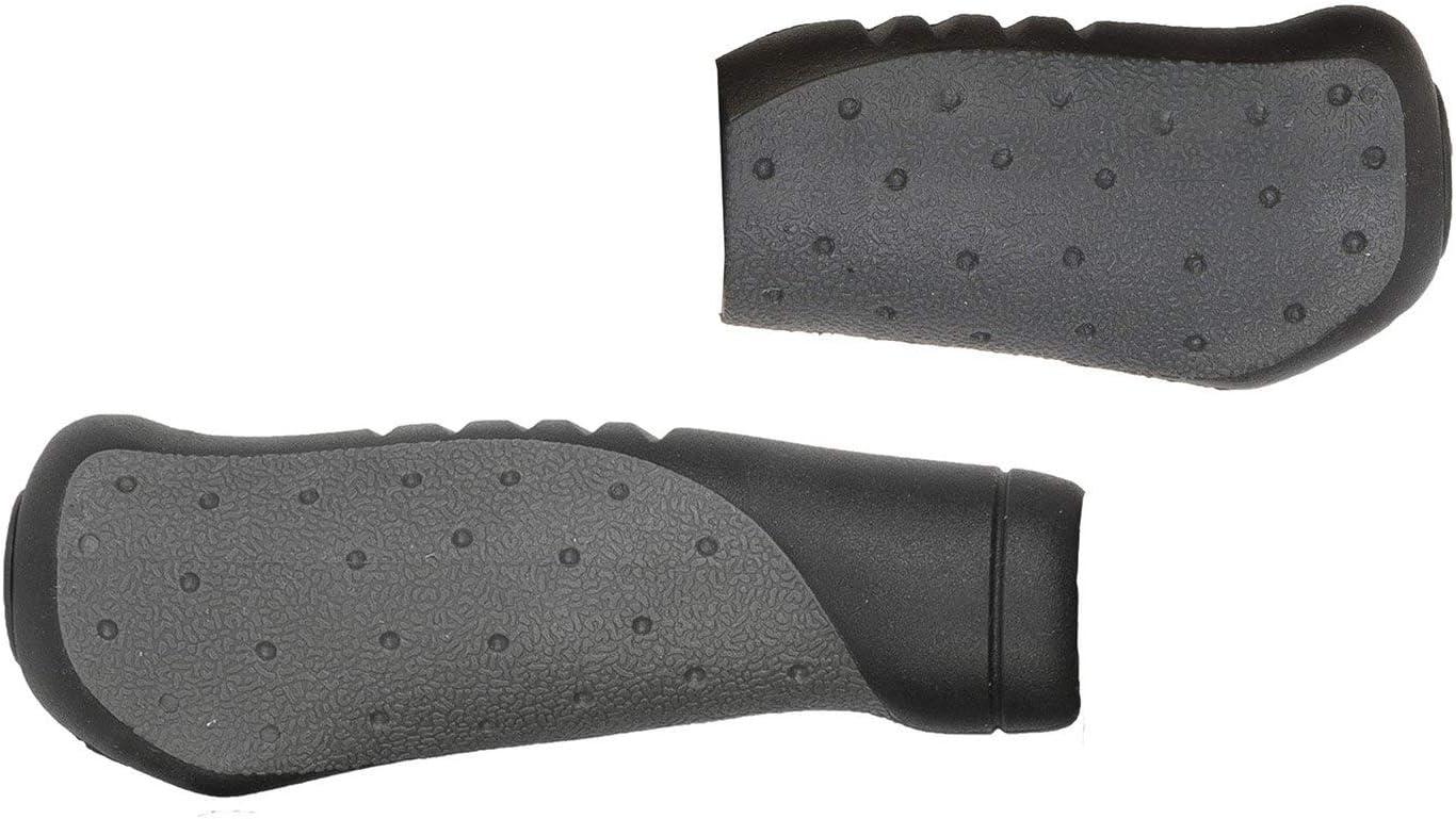 Velo Ergogel D2 - Puños ergonómicos para bicicleta, negro / gris ...