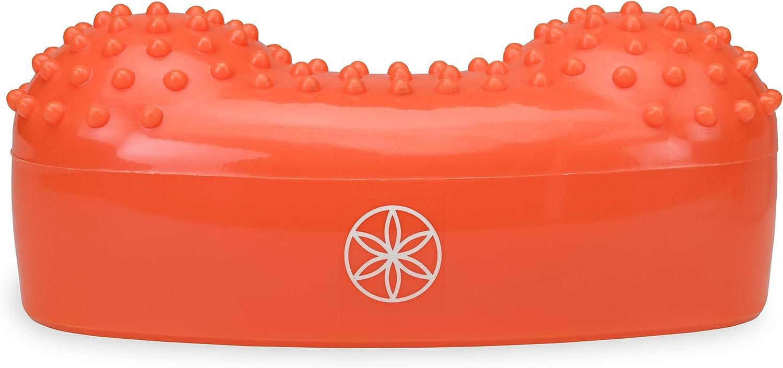 OS gaiam Unisex Hot und Cold Hals Wiege orange