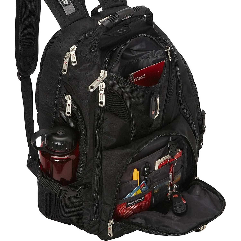 SwissGear Travel Gear 1900 Scansmart TSA Laptop Backpack - 19 ...