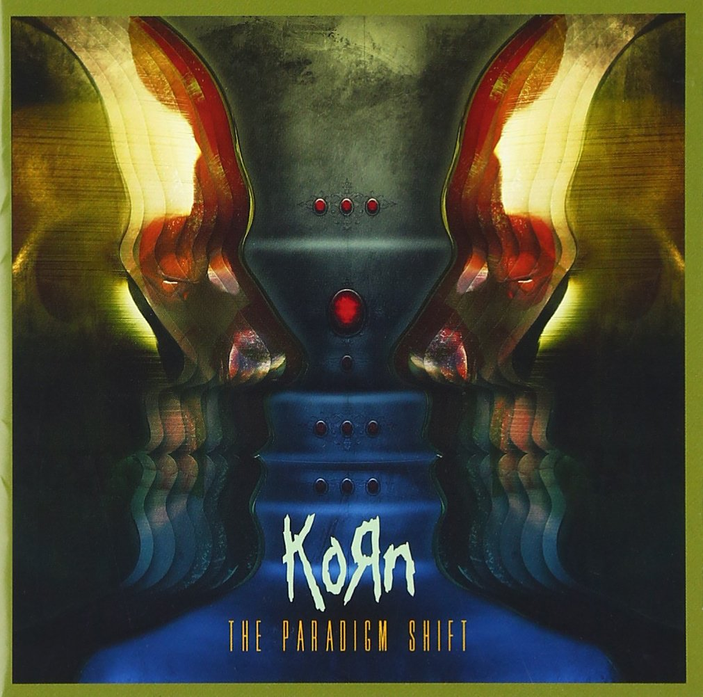コーン(KoRn)『The Paradigm Shift』