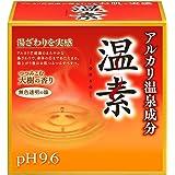 アース製薬 温素 入浴剤 15包入 [医薬部外品]