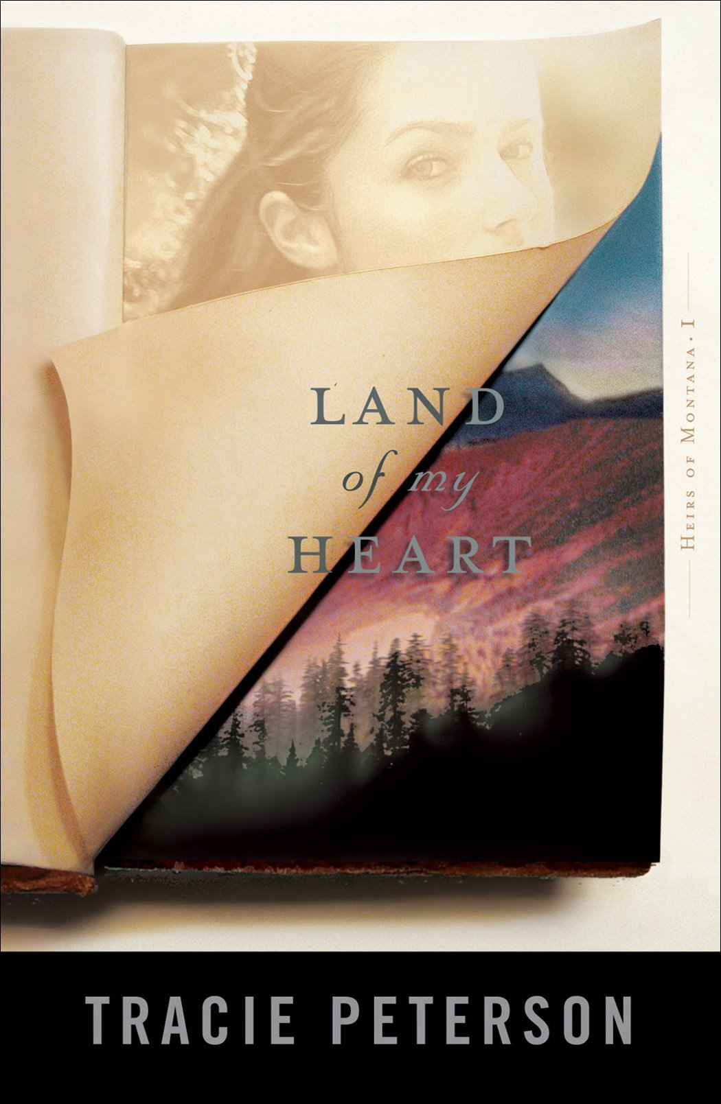 Land Of My Heart  Heirs Of Montana Book  1   English Edition