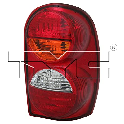 TYC 11-5885-01-1 Compatible with JEEP Liberty Replacement Right Tail Lamp: Automotive [5Bkhe0400971]