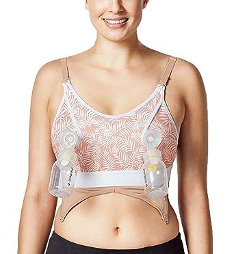 1f58ff47c1 Bravado! Designs Clip and Pump Hands-Free Nursing Bra Accessory - Pink - L