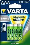 Varta V625U batterie LR9 (1.5V, 200mAh)