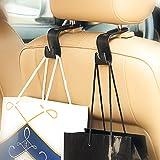 AULLY PARK Car Back Seat Headrest Hanger Holder