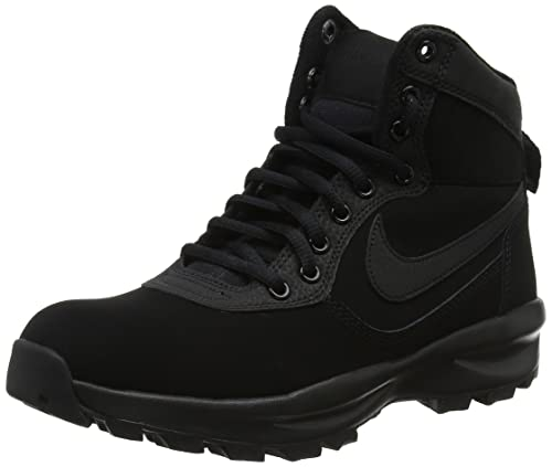 brand new b0fed ee8f1 Nike Men s MANOADOME Hi-Top Trainers, Black, 7 UK 41 EU