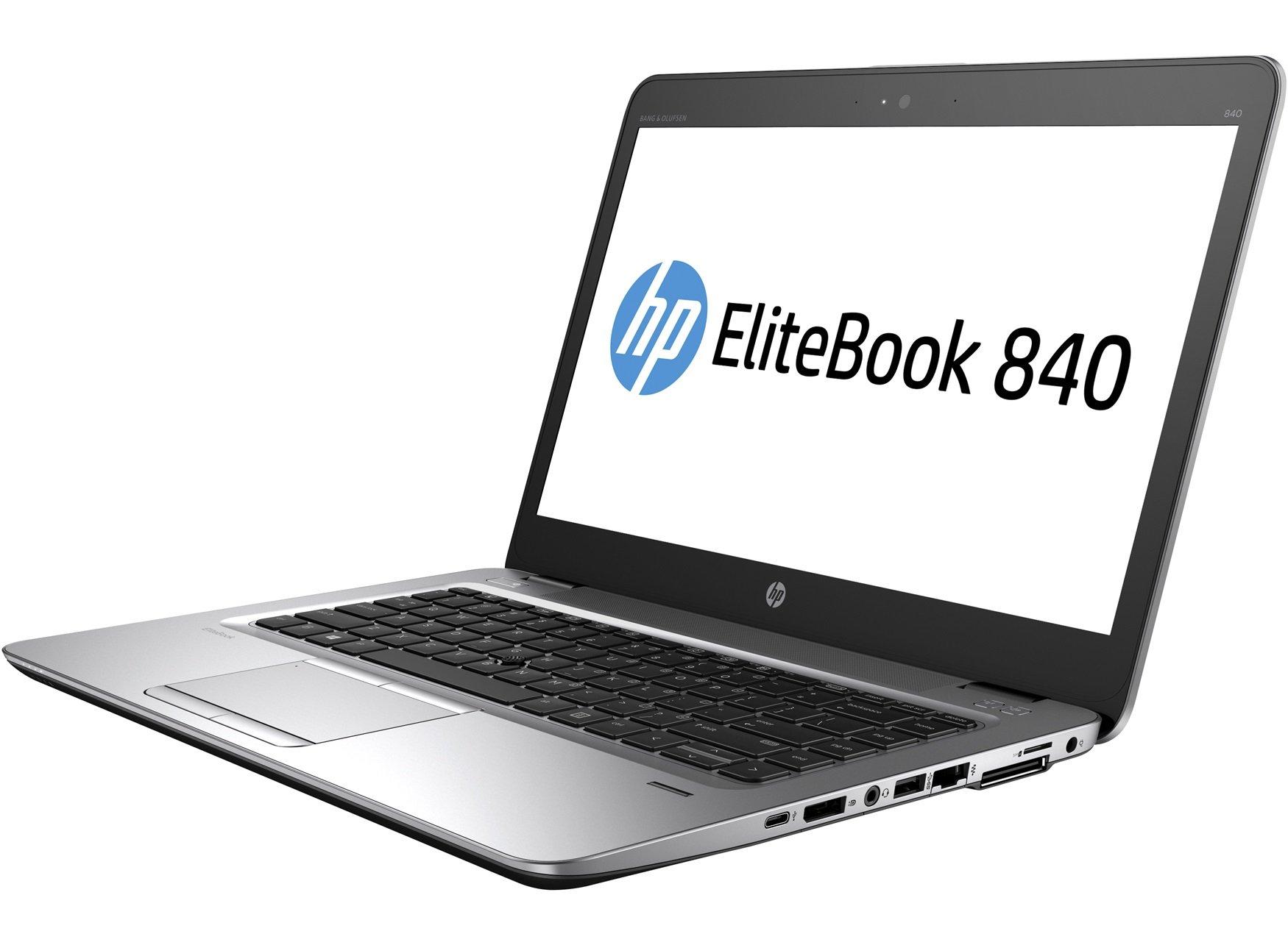 HP Elitebook 840 G1 14.0 Inch High Performanc Laptop Computer, Intel i5 4300U up to 2.9GHz, 16GB Memory, 256GB SSD, USB 3.0, Bluetooth, Window 10 Professional (Renewed)