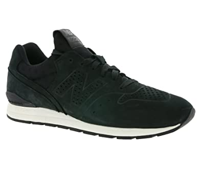 huge selection of e8fa9 8b6c1 New Balance 996 Re-Engineered Trainers Black: Amazon.co.uk ...