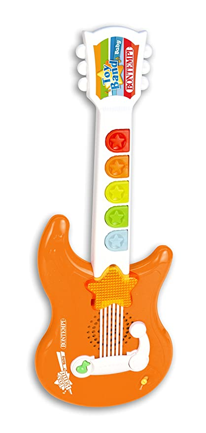 Bontempi Guitarra eléctrica Rock Spanish Business Option Tradding 20 3025: Amazon.es: Juguetes y juegos