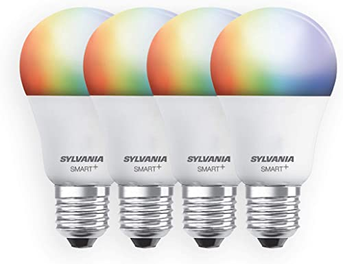 SYLVANIA SMART WiFi Full Color Dimmable A19 LED Light Bulb