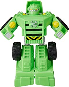 Playskool Heroes Transformers Rescue Bots Boulder The Construction-BOT Figure by