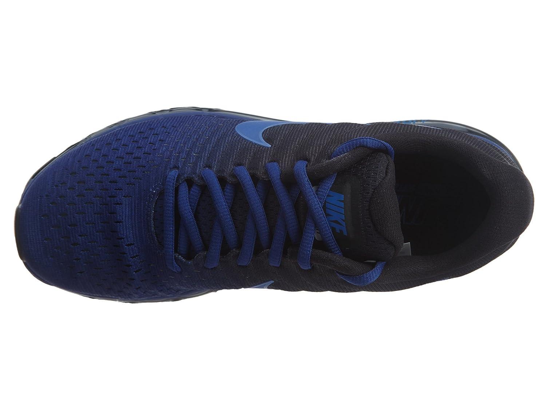 Nike Herren Air Max 2017 Dunkelblau Mesh Laufschuhe 36.5