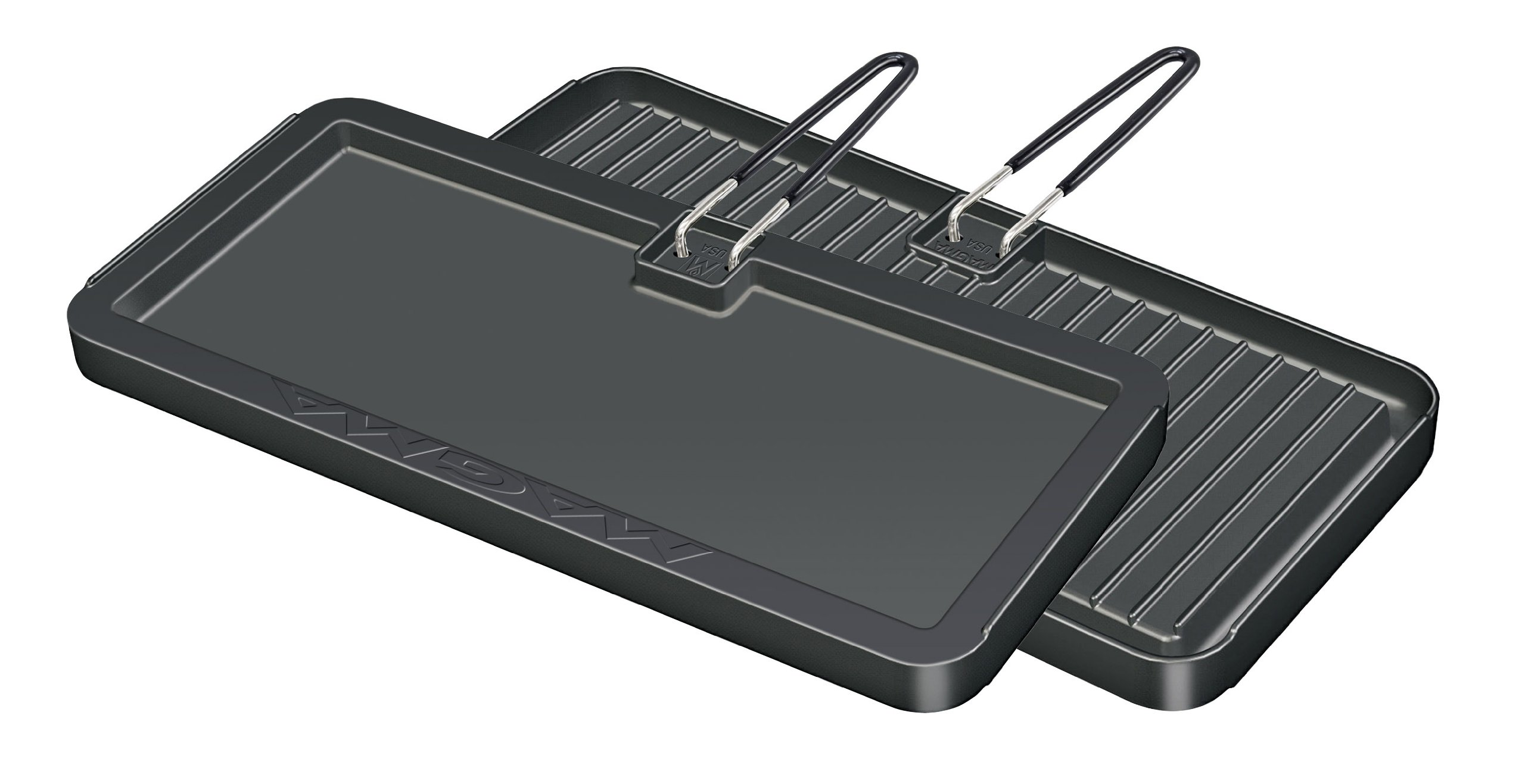 Magma Products, A10-195 Reversible Non-Stick Griddle, 8'' X 17'' by Magma (Image #3)