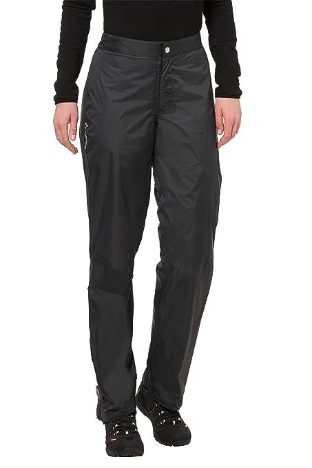 VAUDE Women s Yaras Rain Pants II,/Pantalones para Mujer