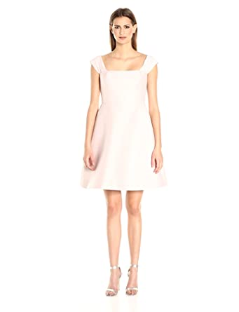 Faille Dress