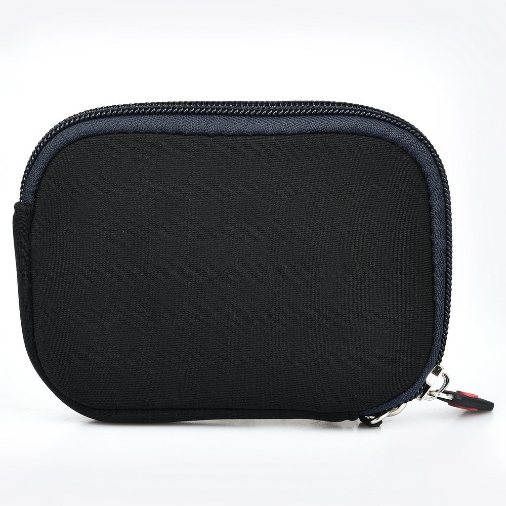 Rexton Charismo Hearing Aid NEW Neoprene Protective Case w/ micro fiber lining and pocket by Nevissbags (Image #2)
