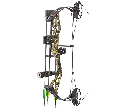 Amazoncom Pse Archery Mini Burner Compound Bow Mossy Oak