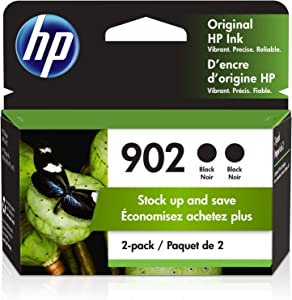 HP 902 | 2 Ink Cartridges | Black | 3YN96AN