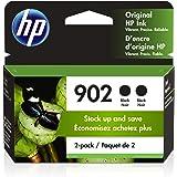 HP 902 | 2 Ink Cartridges | Black | 3YN96AN