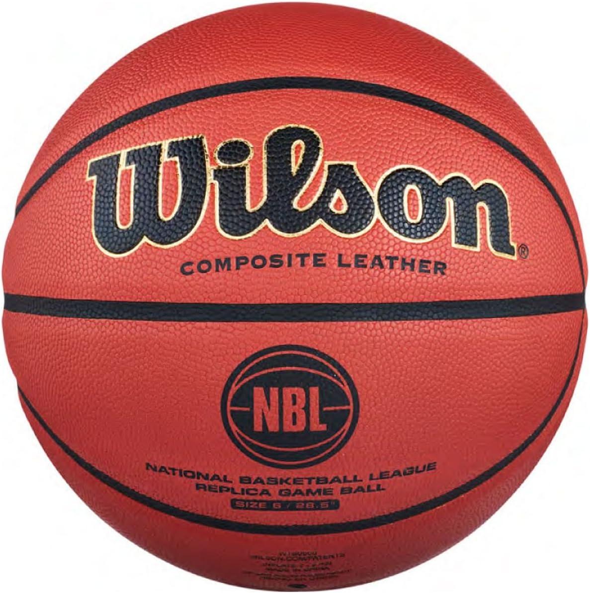 Wilson NBL Replica Game Ball