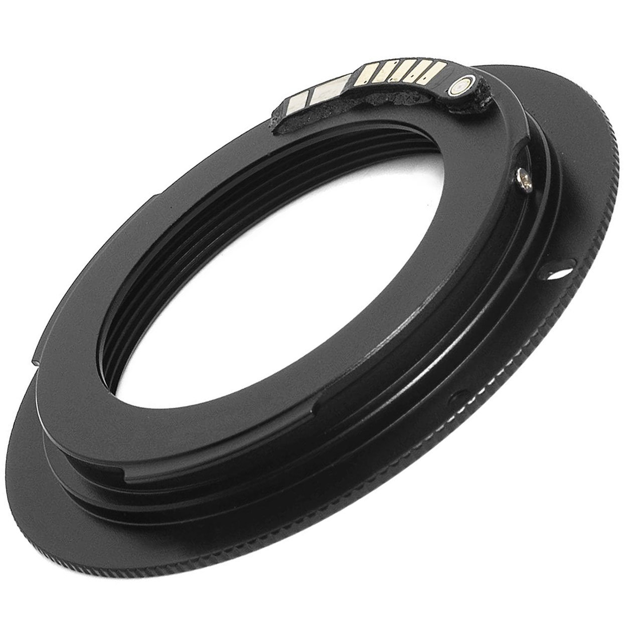 Lens Adapter For M42 Lens to Canon EOS 1000D 1100D T3i T2i With AF Confirm DC133 XCSOURCE