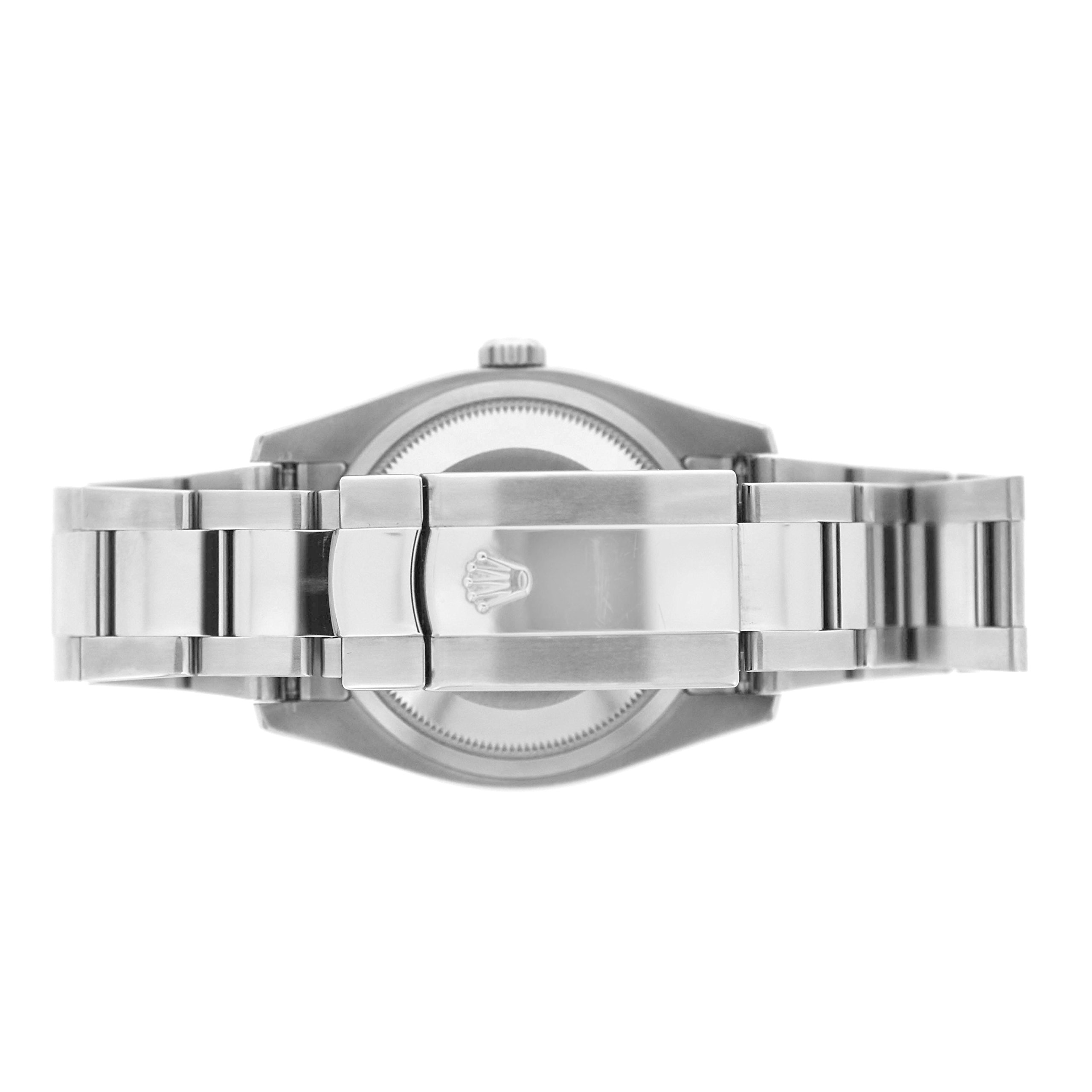 Rolex Datejust swiss-automatic mens Watch 116200 (Certified Pre-owned) by Rolex (Image #2)