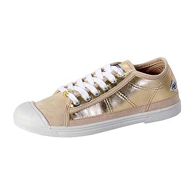 Chaussures 02 Cerises Basket Le Basic Gold Temps V2 Des AfFxz8