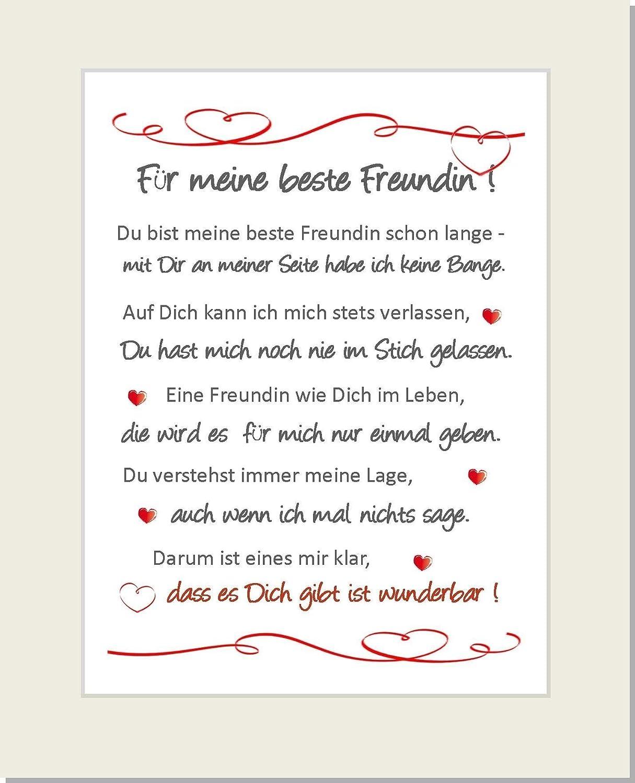 Langer Text Fur Beste Freundin Zum Weinen - Nageldesign Bilder