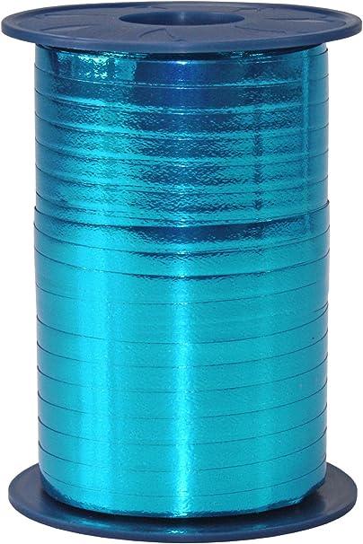 Pattberg Pr/äsent Mexico Ruban Bolduc Effet m/étallique Turquoise 5 mm 400 m C.E