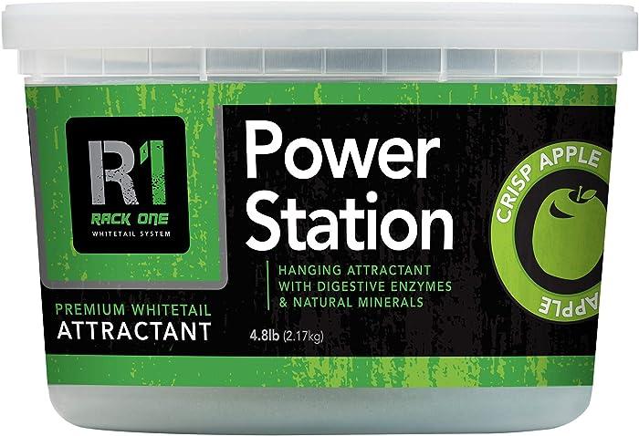 TINK'S Rack One Power Station - Crisp Apple - Hanging Lick Attractant