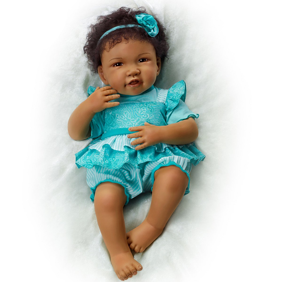 Doll: Destiny So Truly Real Baby Doll by The Ashton-Drake Galleries by The Ashton-Drake Galleries
