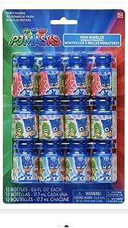 PJ Masks Bubbles Mini [Contains 3 Manufacturer Retail Unit(s) Per Amazon Combined