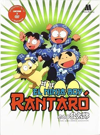 Ninja boy rantaro