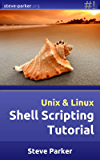 Shell Scripting Tutorial (English Edition)