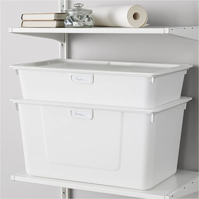 IKEA Algot - White Box: Amazon.es: Hogar